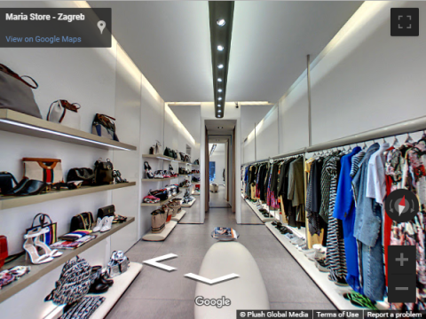 Croatia Virtual Tours – MARIA Store