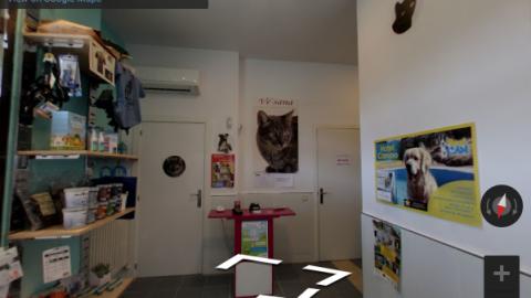 Madrid Virtual Tours – Veterinaria Vetsana