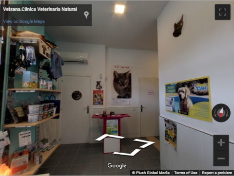Madrid Virtual Tours – Veterinaria Vetsana