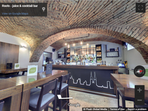 Croatia Virtual Tours – Roots – juice & cocktail bar
