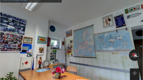 Croatia Virtual Tours – Hostel Ravnice
