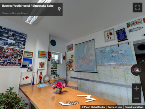 Croatia Virtual Tours – Hostel Ravnice
