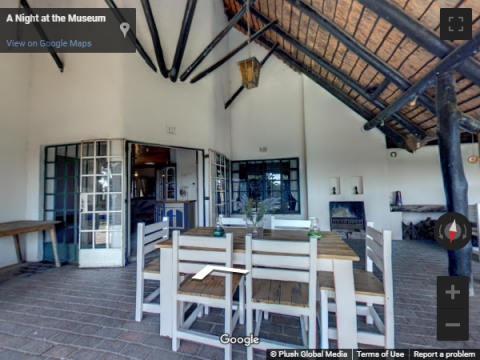 Johannesburg Virtual Tours – A Night In The Museum