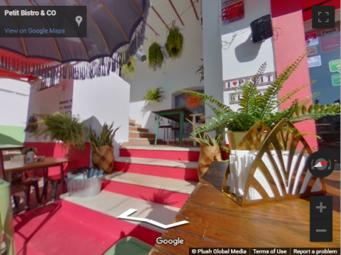 Sotogrande Virtual Tours – Petit Bistro & CO