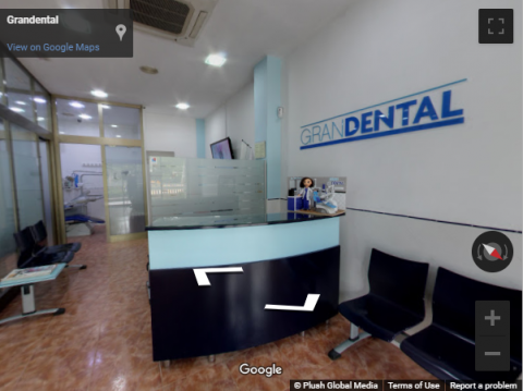 Madrid Virtual Tours – Gran Dental